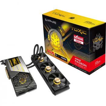 Sapphire Radeon RX 6900 XT Toxic Gaming OC 16GB, Grafikkarte Angebote günstig kaufen