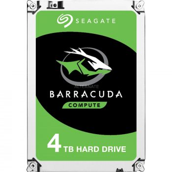 Seagate BarraCuda 4 TB, Festplatte Angebote günstig kaufen