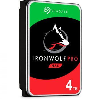 Seagate IronWolf Pro NAS 4 TB CMR, Festplatte Angebote günstig kaufen