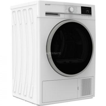 Sharp KD-GHB8S7GW2-DE, Wärmepumpen-Kondensationstrockner Angebote günstig kaufen
