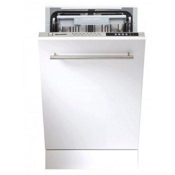 Sharp QW-S41I472X-DE, Spülmaschine Angebote günstig kaufen