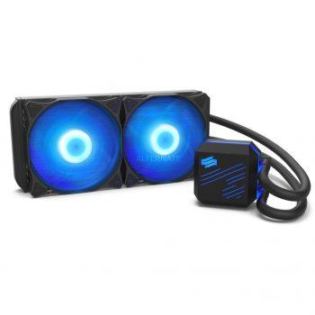 SilentiumPC Navis RGB 240, Wasserkühlung Angebote günstig kaufen