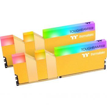 Thermaltake DIMM 16 GB DDR4-3600 Kit Metallic Gold, Arbeitsspeicher Angebote günstig kaufen