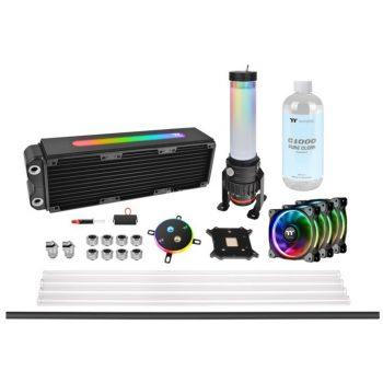 Thermaltake Pacific M360 Plus D5 Hard Tube Water Cooling Kit , Wasserkühlung Angebote günstig kaufen