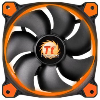 Thermaltake Riing 12 LED orange, Gehäuselüfter Angebote günstig kaufen