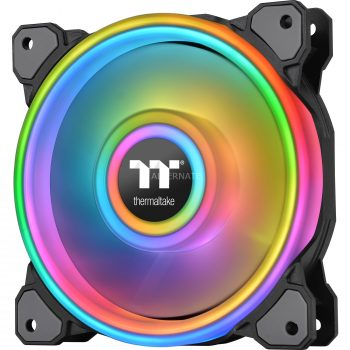 Thermaltake Riing Quad 14 RGB Radiator Fan TT Premium Edition Single Fan Pack, Gehäuselüfter Angebote günstig kaufen