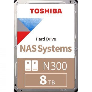 Toshiba Tosh 8TB N300 Bulk 7200/SA3, Festplatte Angebote günstig kaufen