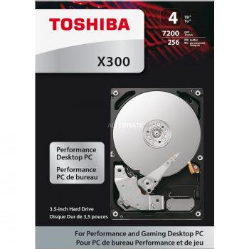 Toshiba X300 4 TB, Festplatte Angebote günstig kaufen