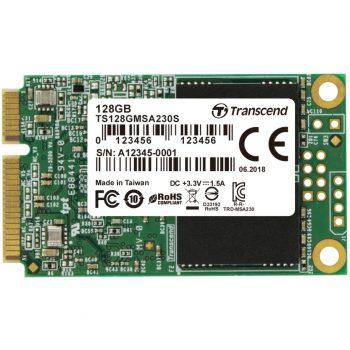 Transcend 230S 128 GB mSATA, SSD Angebote günstig kaufen