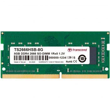 Transcend SO-DIMM 8 GB DDR4-2666, Arbeitsspeicher Angebote günstig kaufen