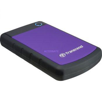 Transcend StoreJet 25H3P 1 TB, Externe Festplatte Angebote günstig kaufen