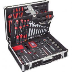 Vigor Werkzeugkoffer mit Universal-Sortiment V2542, Werkzeug-Set Angebote günstig kaufen