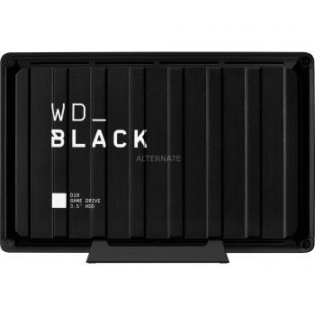 WD Black D10 Game Drive 8 TB, Externe Festplatte Angebote günstig kaufen