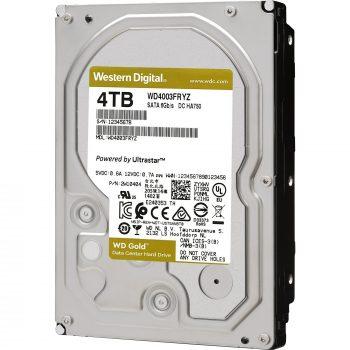 WD Gold Enterprise Class 4 TB, Festplatte Angebote günstig kaufen