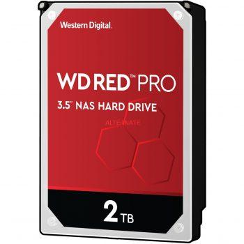WD Red Pro NAS-Festplatte 2 TB Angebote günstig kaufen