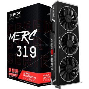 XFX Radeon RX 6900 XT Merc 319 Black 16GB, Grafikkarte Angebote günstig kaufen