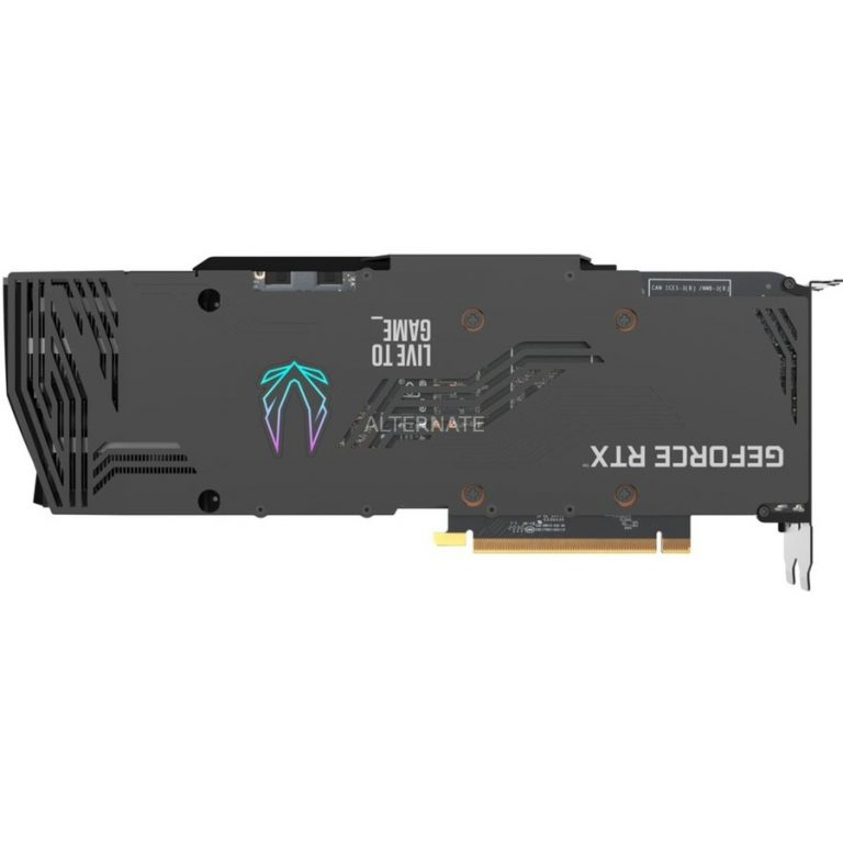 ZOTAC GeForce RTX 3080 Ti Trinity OC LHR, Grafikkarte Angebote günstig kaufen