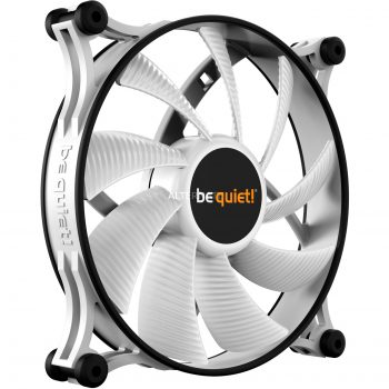 be quiet! Shadow Wings 2 White 140 mm, Gehäuselüfter Angebote günstig kaufen