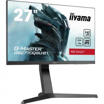 iiyama G-Master GB2770QSU-B1, Gaming-Monitor Angebote günstig kaufen